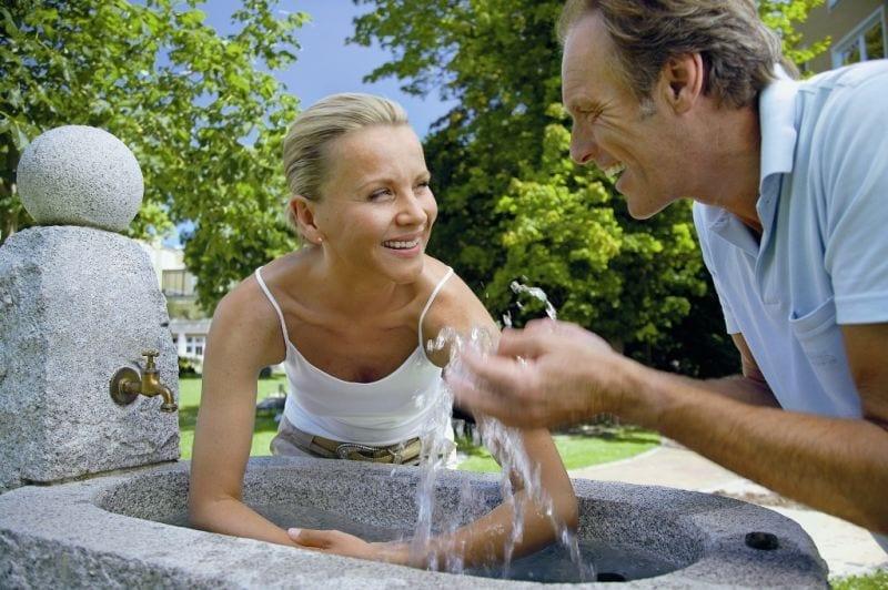 Armbad - gesunder Kurzurlaub in Bad Wörishofen
