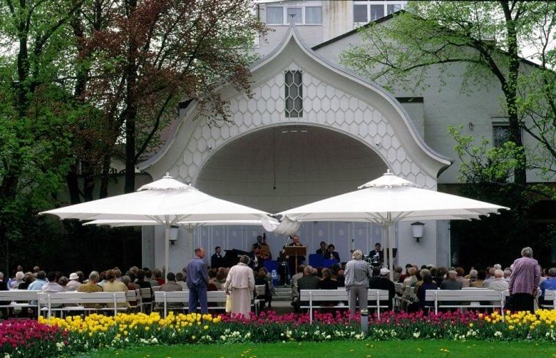 Bad Woerishofen Musik Pavillon