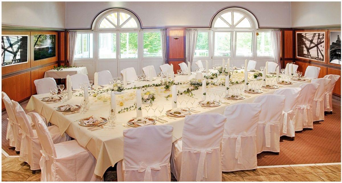 Hochzeitstisch - Stilvoll Hochzeit feiern & Hochzeitsfeier im Sonnengarten Bad Wörishofen