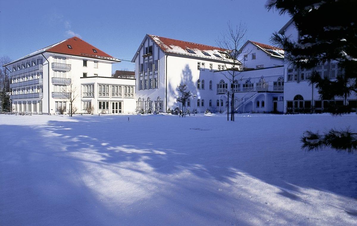 Besondere Arrangements zu Weihnachten und Silvester im Winterurlaub im Allgäu genießen