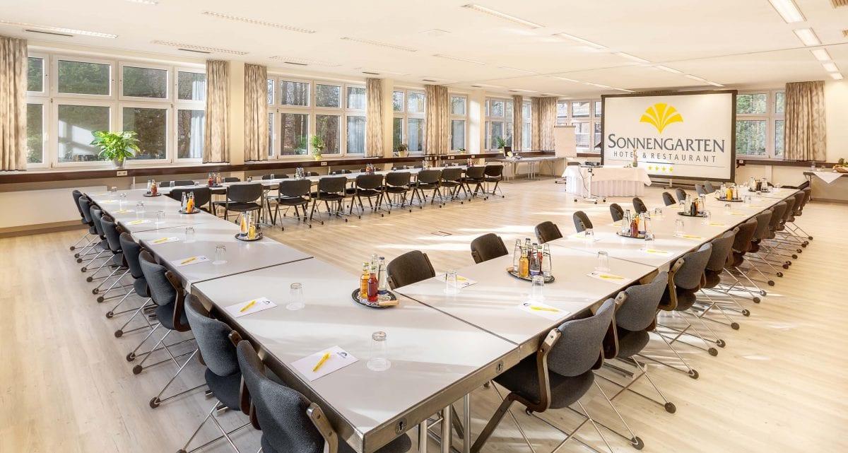 Holl-1+2 Seminar- und Tagungsräume im Hotel Sonnengarten