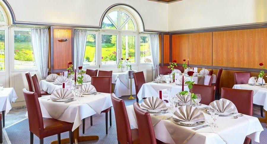 Restaurant und Tischreservierung Hotel Sonnengarten