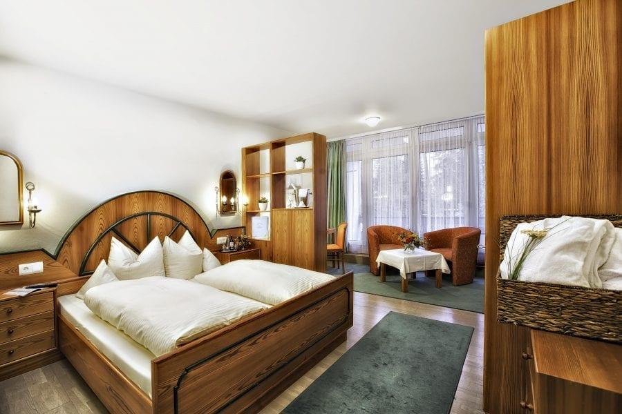 Doppelzimmer buchen schön, gemütlich und wohnlich
