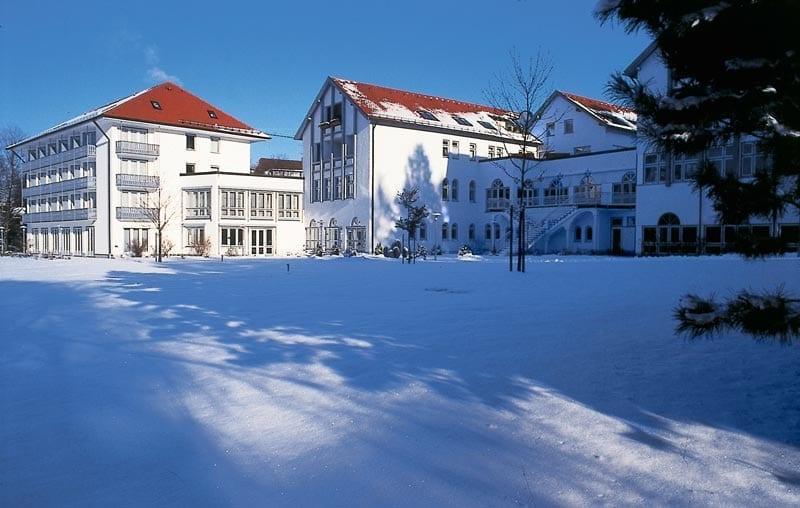 Bad Wörishofen im Winter Urlaub und Urlaubshotel im Allgäu