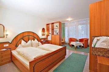 Zimmer & Suiten im Allgäu