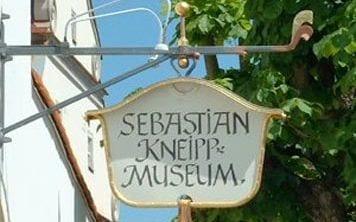 Sebastian Kneipp Museum Bad Wörishofen