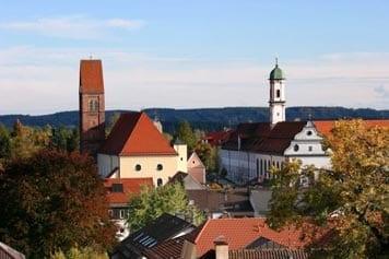Bad Wörishofen - Die Gesundheitsstadt