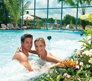 Urlaub unter Palmen - Hotel im Allgäu mit Schwimmbad und großer Therme direkt in der Nähe unsere Angebote