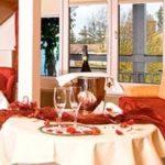 Gemütliches Zimmer im Hotel Sonnengarten