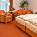 Gemütliches Doppelzimmer im Hotel Sonnengarten